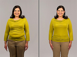 корректирующее бельё до и после фото